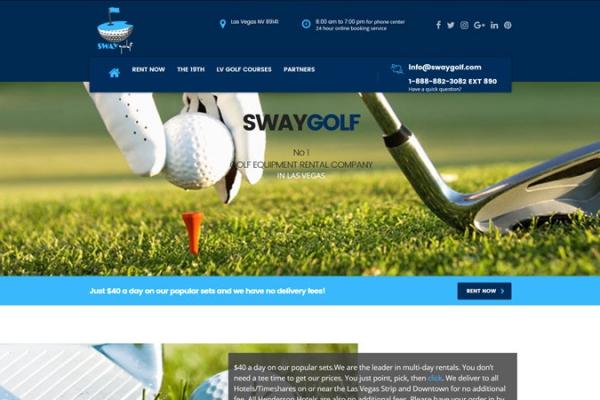 Sway Golf