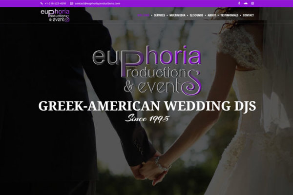 Euphoria Productions & Events
