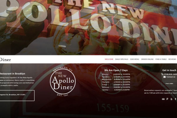 New Apollo Diner