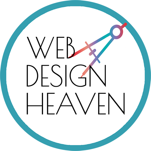 web design heaven logo